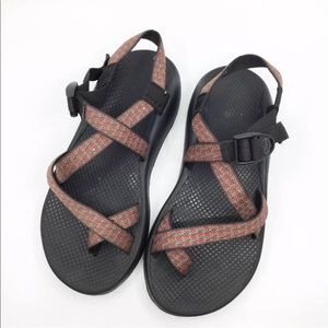 Red Chaco Sandals Size 9